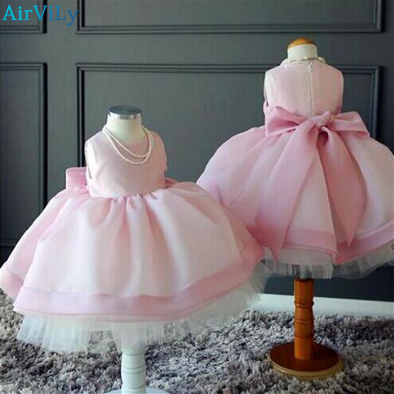 Vestido Infantil High Quality Girl Lace Princess Dress With Big Bow Kids Wedding Infants Bridesmaid Clothes Summer Vestidos new high quality fashion excellent girl party dress with big lace bow color purple princess dresses for wedding and birthday