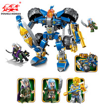 font b lepin b font Knight glory war series mecha assembled block children intelligence toy
