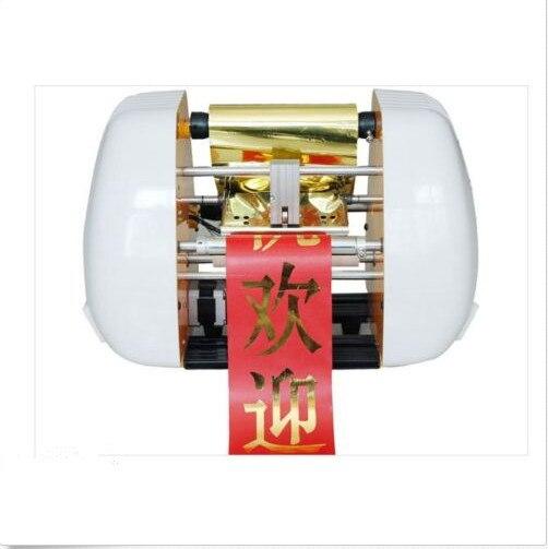 AMD 150 цифровой ленточный фольгированный принтер/цифровой пресс для горячей фольги