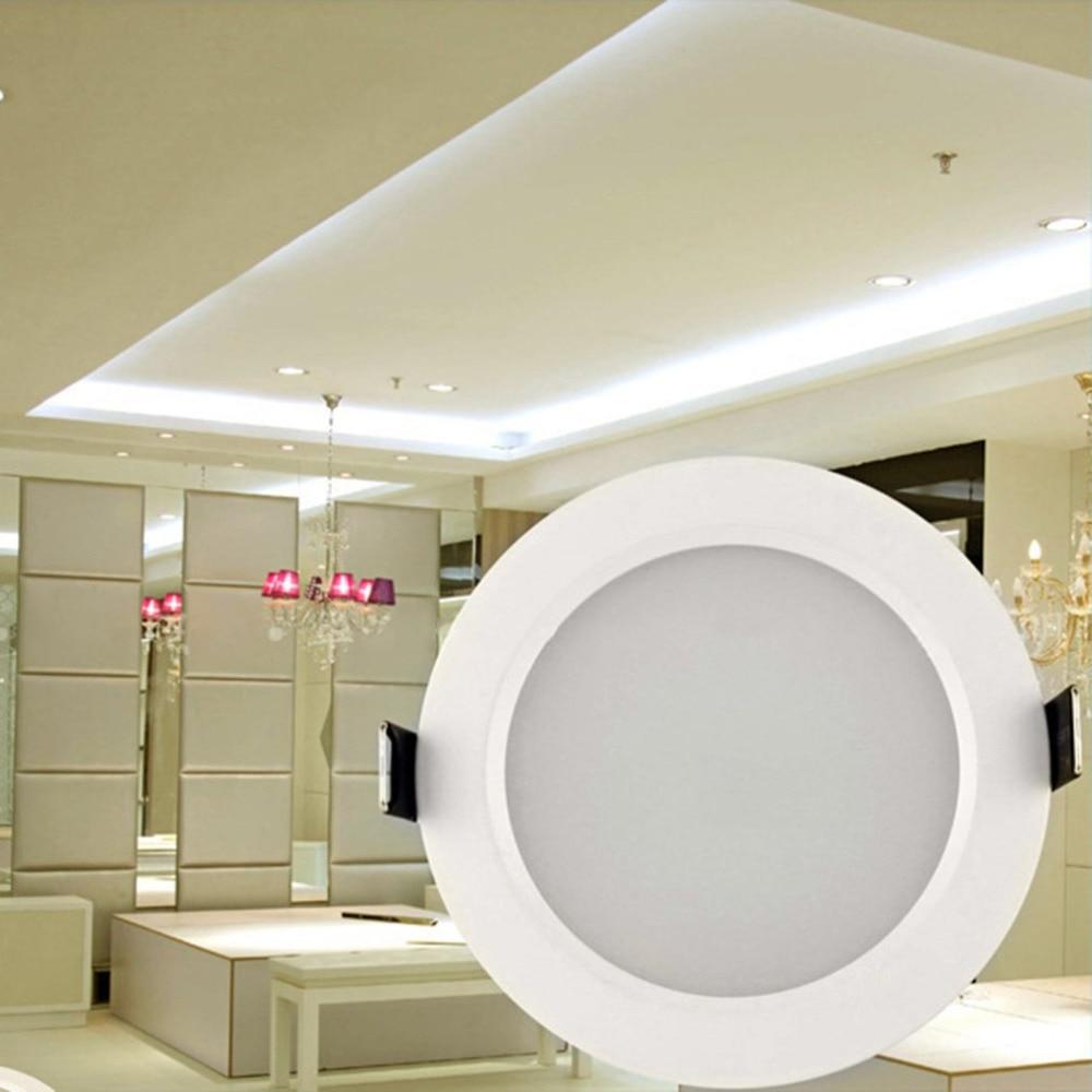 ICOCO 2 Inch 3W Super Bright LED Ceiling Lamp Flush Mount Lighting ...