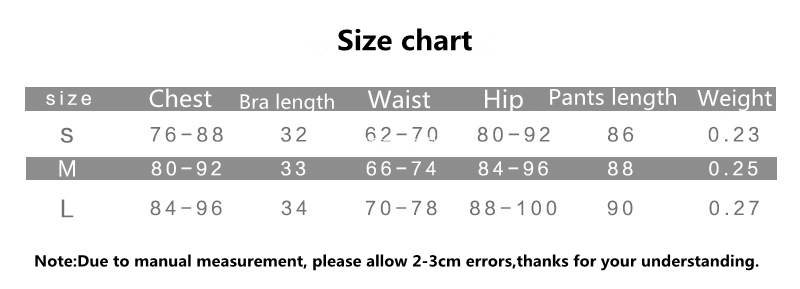 Women's sportswear Women Tracksuit Solid Yoga Set Patchwork Running Fitness Jogging T-shirt Leggings Sports Suit Gym Sportswear Workout Clothes S-L 2