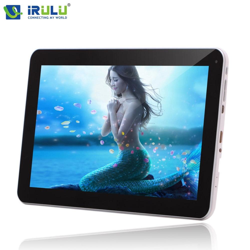 Original iRULU eXpro X1Plus 10 1 Android 5 1 Tablet Quad Core 1G RAM 8G ROM