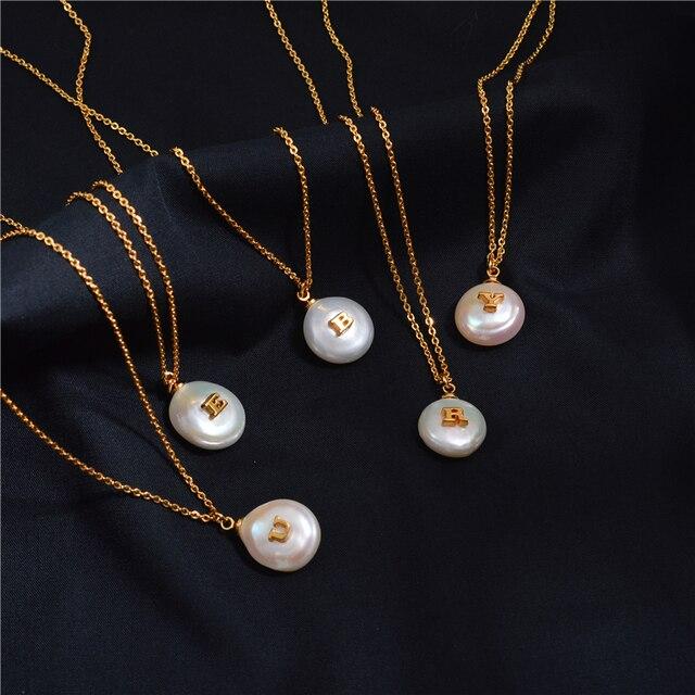 Barocke Perle Brief Halskette Weibliche Flut Tropfen Europäischen und Amerikanischen Erweiterte Sinn Französisch Revolutionäre Schlüsselbein