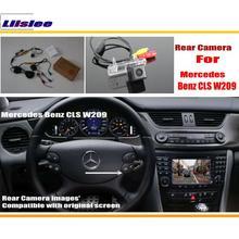 For Mercedes Benz CLS W209 300 320 350 500  / Car RearView BackUp Reverse Camera Sets RCA & Original Screen Compatible