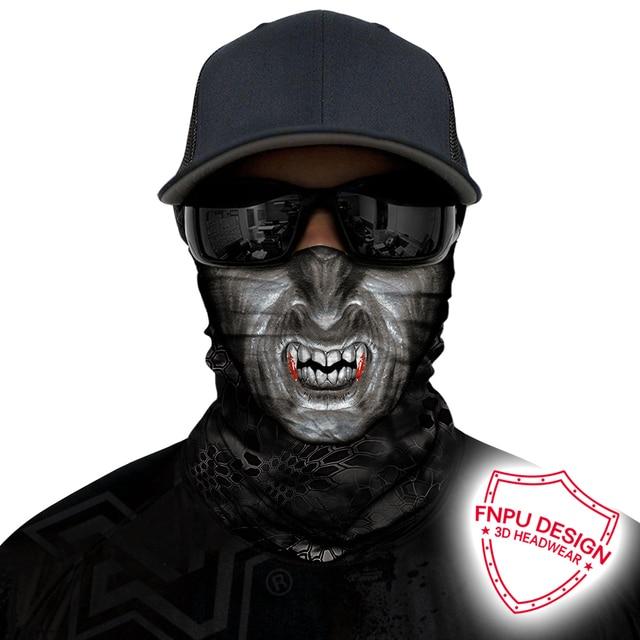 BJMOTO Motocross Balaclava Motorbike Face Mask Cycling Bandana Motorcycle Masks Outdoor Warmer Neck Ski Scarf Handband 3