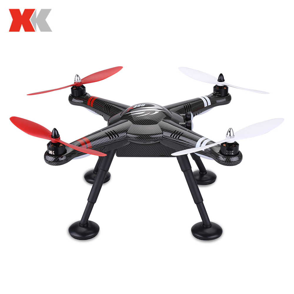 Original XK Detect X380 GPS 3D Hovering Drone Headless Mode 2.4G RC RTF Quadcopter Standard Version with 30mins Flying Time extra spare 5400mah 11 1v 20c battery fitting for xk detect x380 remote control quadcopter