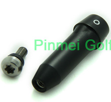 New Left handed .350 Golf Adapter Sleeve for Anserr G25 Driver Fairway Wood Accessories