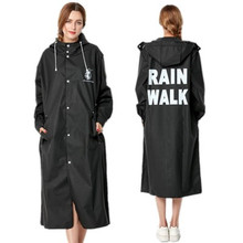 Cloak Raincoat poncho Women Men waterproof Long Rain Coat Ponchos Jacket Chubasqueros Impermeables Mujer
