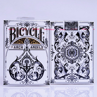 Archangels Deck Bicycle Playing Cards Poker Size USPCC Theory Playing Card Decks Magic Tricks Poker Cards