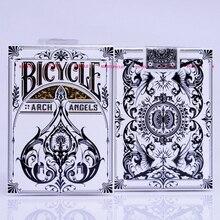 Archangels Däck Cykel Lekarkort Pokerstorlek USPCC Teori Spelkort Däck Magic Tricks Poker Cards 83068
