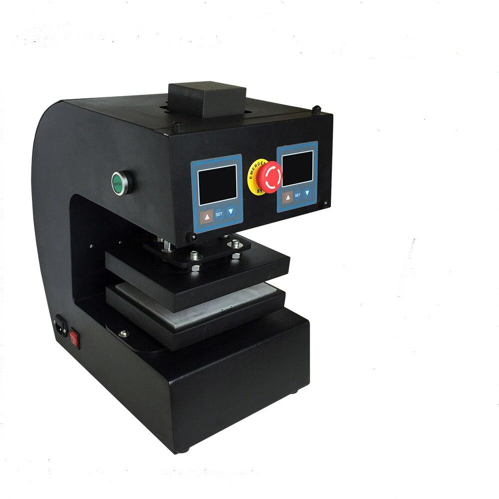 Electric Hydraulic Rosin Press 6 x 8 Platen, Solventless 20,000 PSI (2 ton)