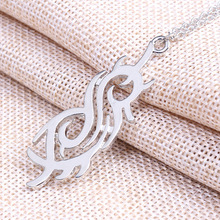 2019 new fashion European and American live knot band rock star with necklace pendant vintage jewelry