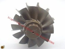 HX55 Turbocharger Turbine wheel 76.3x86mm-12blades,Turbo parts supplier by AAA Turbocharger Parts