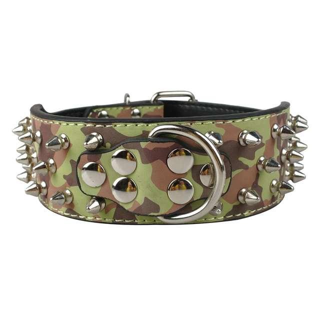 Dog Leather Collars