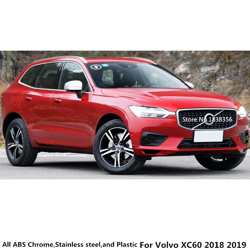 İsti Volvo XC60 2018 2019 avtomobilin arxa arxa tərəfi Kondisioner - Avtomobil daxili aksesuarları - Fotoqrafiya 5