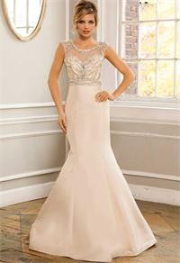 Sleeveless-Trumpet-Mother-Of-The-Bride-Dresses-2015-New-Arrival-Long-Mermaid-Evening-Dress-Scoop-Neck