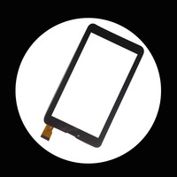 10 pcs/lot Original film Touchscreen Digitizer 7 Explay Hit 3G Tablet Touch Screen Panel Glass Sensors Replacement Parts