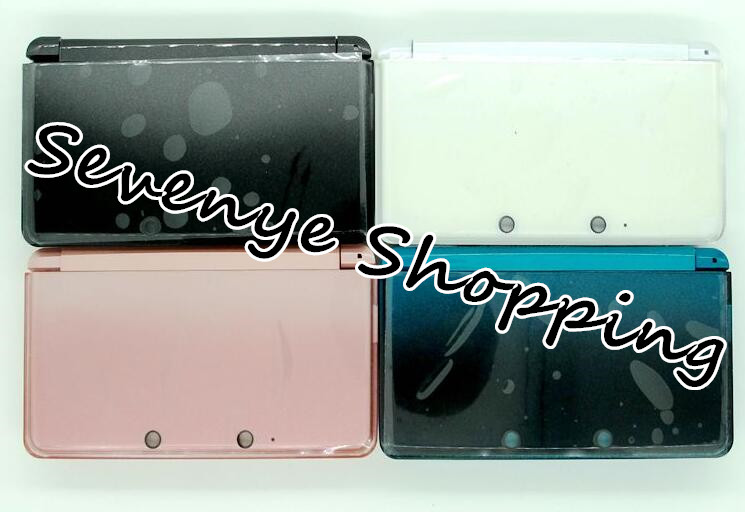 Brand New Complete Housing Case for Nintendo 3 DS Case Game console Shells buttons Kit