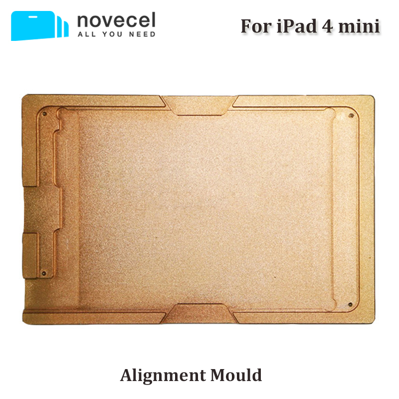 Novecel Laminating Alignment Mould / Kit Laminating mat / Roller For ipad series OCA Positioning Mould LCD Screen Refurbishing