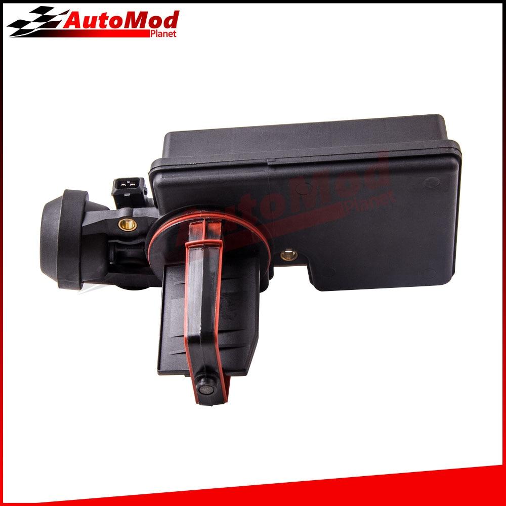 Intake Manifold Valve for BMW E46 E39 E60 E61 E65 Z3 Z4 X3 X5 11617502275 3/5 Series 11617544805 Coupe 2.5lL 3.0L 330i 530i M54 g1 4 aluminum 3 rows 10mm bore dia electromagneti c manifold valve holder