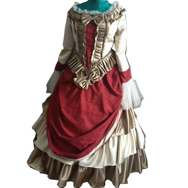 On sale D 116 Victorian Gothic/Civil War Southern Belle Ball Gown ...