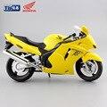 1:12 escala niños Motocicleta CBR 1100XX Diecast moto de Aleación de modelos de metal speed race car collection oficina regalo juguetes para el hombre