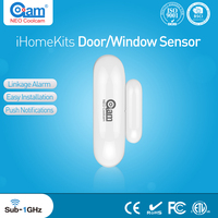 NEO Coolcam iHome Kits NAS DS01T Wireless Alarm System Door/Window Sensor For Home Security