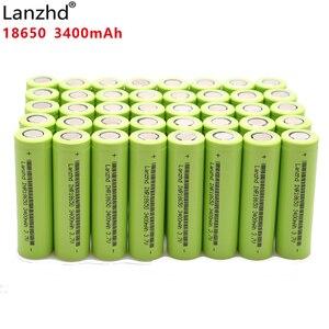 Image 3 - Оригинальные Литий ионные аккумуляторы INR18650 3400 мАч, разряжаемые 18650 30Q 30A для электрических инструментов, 2020