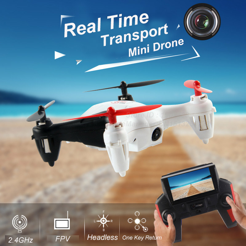 New Wltoys Q242G Mini Drone 5.8G FPV With WIF Camera 2.4G 4CH 6Axis RC Helicopter Hovering One Key Return vs X4 H107D JJRC H6D jjrc h36 mini drone rc drone quadcopters headless mode one key return rc helicopter vs jjrc h8 mini h20 dron best toys for kids