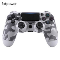 Extpower Controller For SONY PS4 Gamepad Version 2 4.0 For Play Station 4 Joystick Wireless Console For PS3 For Dualshock