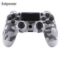 وحدة تحكم في جهاز SONY PS4 للوحة اللعب الإصدار 2 4.0 لوحدة التشغيل 4 عصا التحكم اللاسلكية لـ PS3 لـ Dualshock-في لوحات الألعاب من الأجهزة الإلكترونية الاستهلاكية على