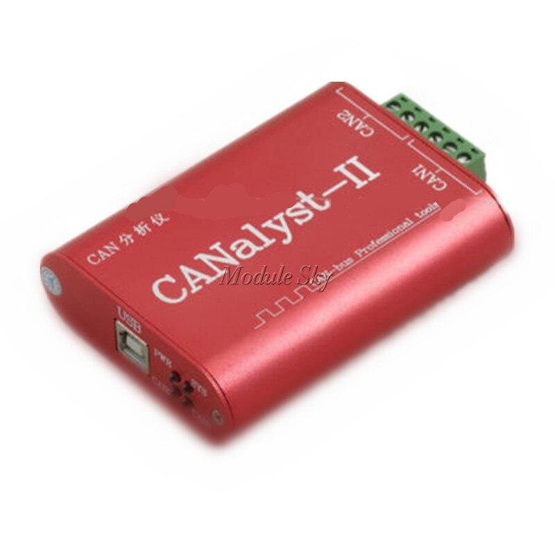 Dual KÖNNEN Adapter Analyzer DeviceNet iCAN 2 CH 2500 VRMS CANOpen ...
