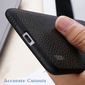 Image 3 - MOFi for Honor 9X Case 9X Pro Cover for Huawei Honor 9X Back Housing Honor9x Coque TPU PU Leather Soft Silicone Full