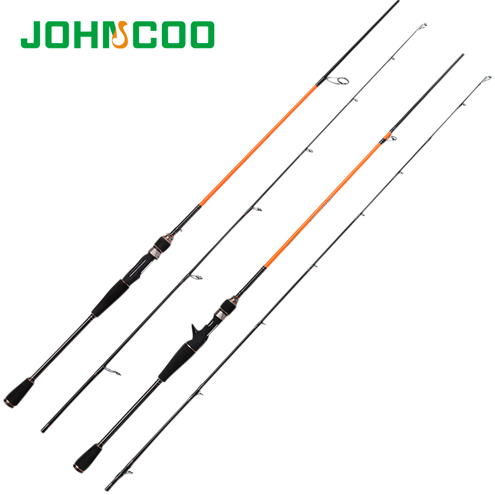 Johncoo new fishing rod baitcasting rod and spinning for New fishing gear