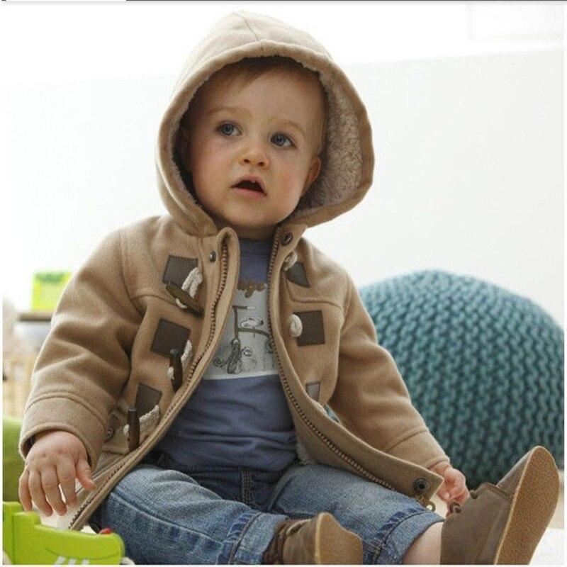New-2017-Baby-Boys-Children-outerwear-Coat-Kids-Jackets-for-Boy-Girls-Winter-Jacket-Warm-Hooded-Children-Clothing-gray-Khaki-red-3