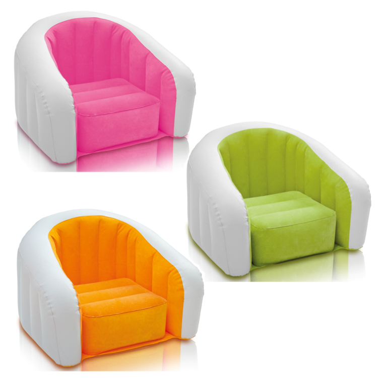 U Type Children S Inflatable Sofa Leisure Chair Stool Child With Air Pump In Garden Sofas From Furniture On Aliexpress Alibaba Group