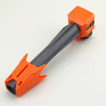 цены на Modified Part Front Tube Decoration for Nerf Elite Series - Orange + Grey  в интернет-магазинах