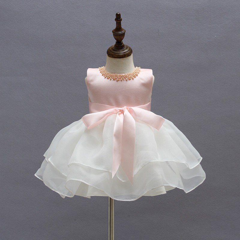 Baby Girl Infant Dress Wedding Christening Princess Dresses Girls Kids  Clothes 1 Year Birthday Party Tutu Dress Girl Clothing In Dresses From  Mother U0026 Kids ...
