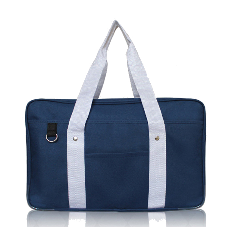 Japanese School Bags Large Capacity Portable Handbags Shoulder Bag For Youth Girls and Boys High Quality Canvas