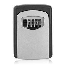 Ящик для хранения ключей цифровой настенный Комбинированный