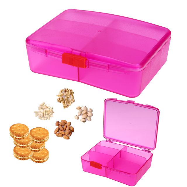 Aliexpresscom Buy Adjustable Plastic Container Box Food