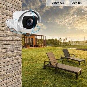 Image 3 - Inesun cámara PTZ para exteriores, 2MP, 1080P, 10X Zoom, 4 en 1, HD, AHD/CVI/TVI/CVBS, vídeo vigilancia, 330 pies, láser, visión nocturna