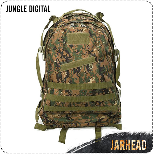 Outdoor Military Camouflage Backpack U.S. Army 3D Tactical Assault Backpack Climbing Riding Hunting Travel Sports Bag
