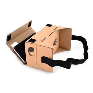 Virtual reality DIY Cardboard