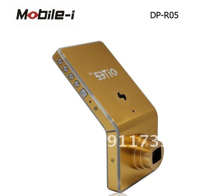 wholesale- Free shipping Mibile-I FULL HD Mobile Video Recorder sopport SD card DP-R05 Fashion high resolution 2.4inch display