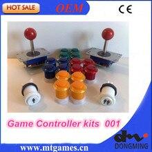 botones arcade