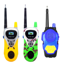 Toy-Radio Walkie-Talkie Children Two-Way Wireless for Gifts 3-Styles UHF Parent-Child-Interaction