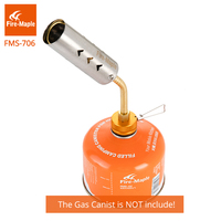 火メープル大国トーチ火炎銃ジェット機調理ブタンガスのバーナーライター加熱溶接ガスバーナー炎159グラムFMS-706