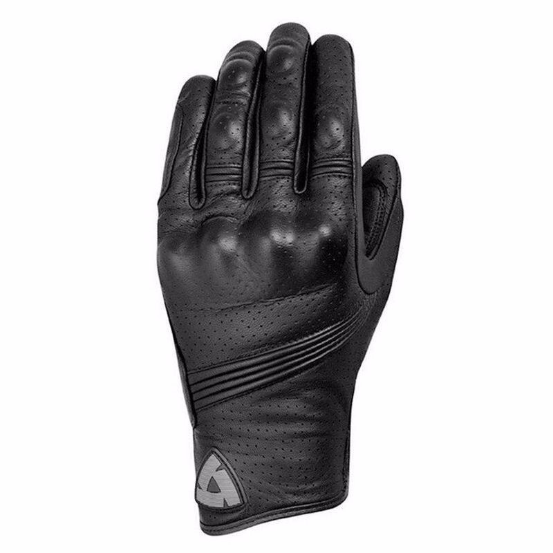 REVIT Racing Touchscreen Waterproof Gloves Motorcycle ATV Downhill Cycling Riding Genuine Leather Gloves 4