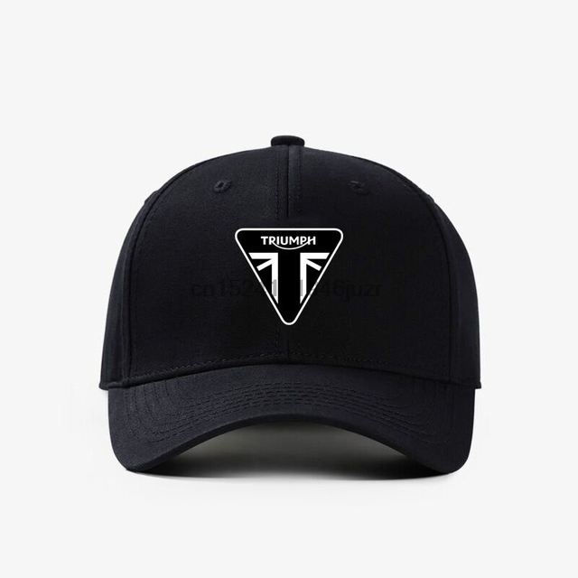 9d3d84542 US $10.99  Unisex Adult Triumph Logo Baseball Caps Adujustable Size Hat-in  Baseball Caps from Apparel Accessories on Aliexpress.com   Alibaba Group